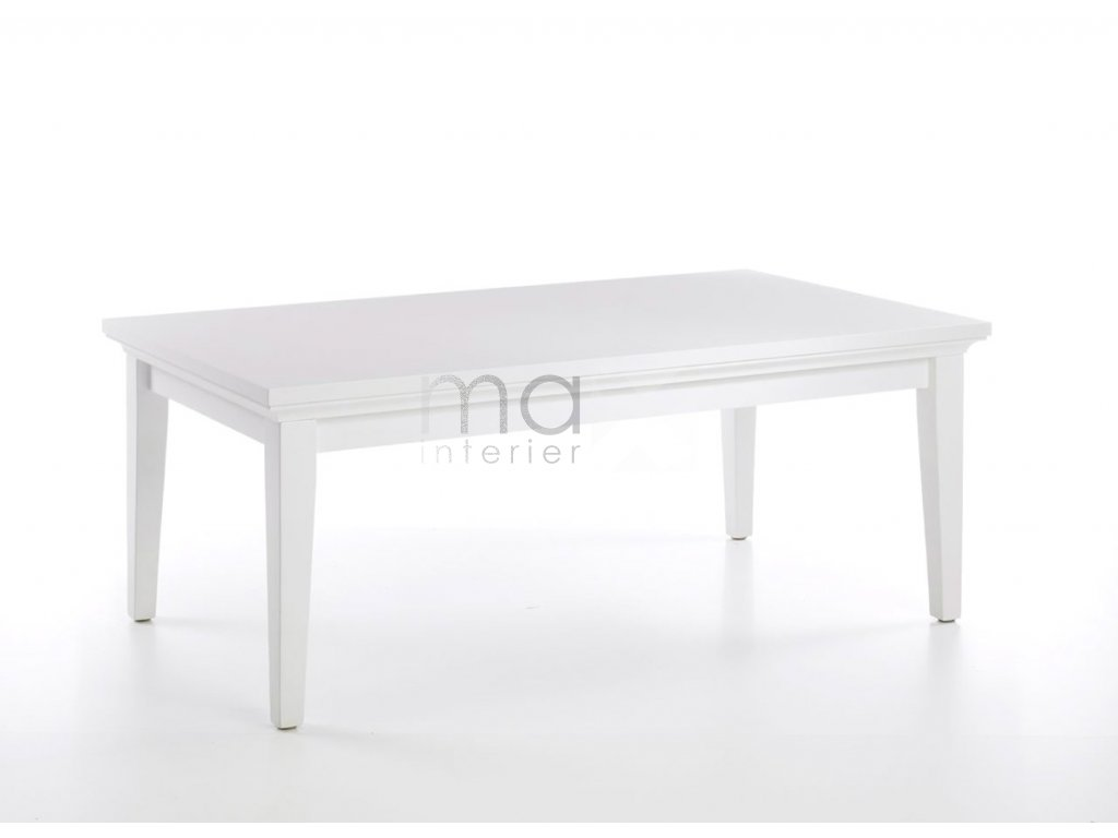 Konferenční stolek Provence 872 bílý