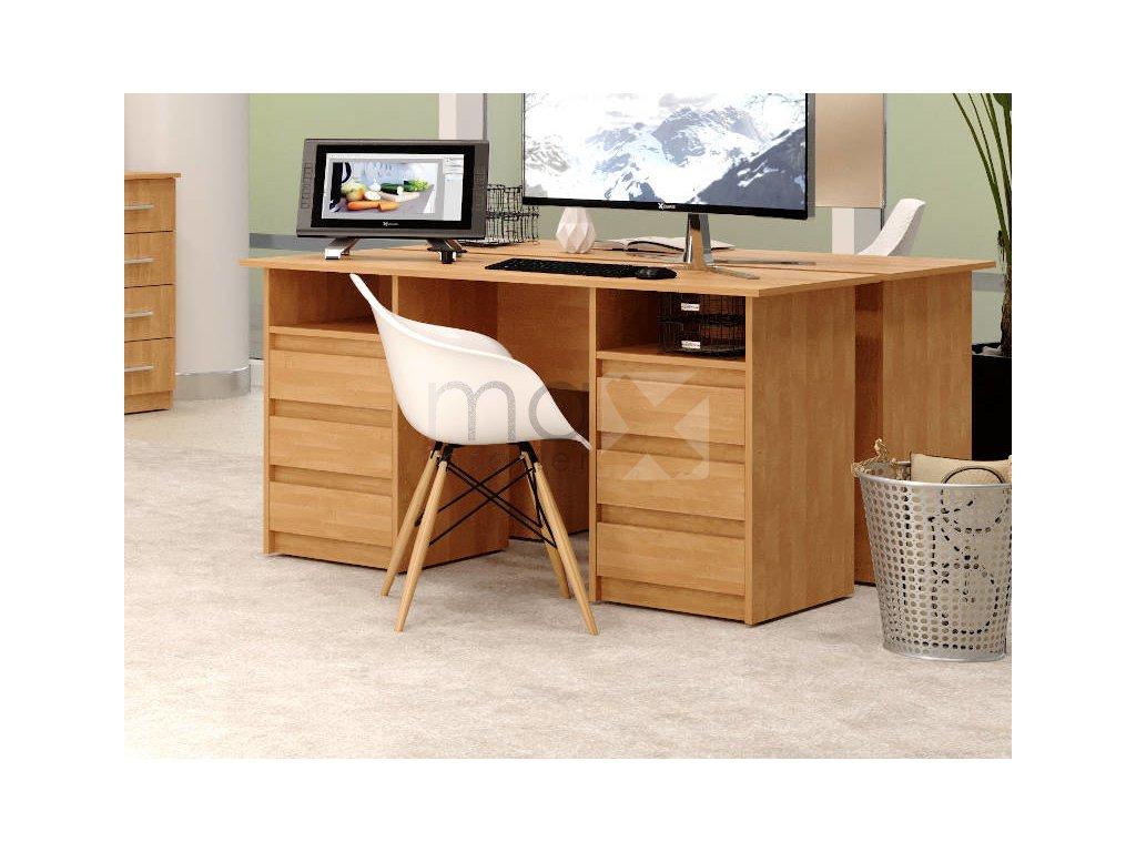 Psací stůl DEKAN-3 ABS