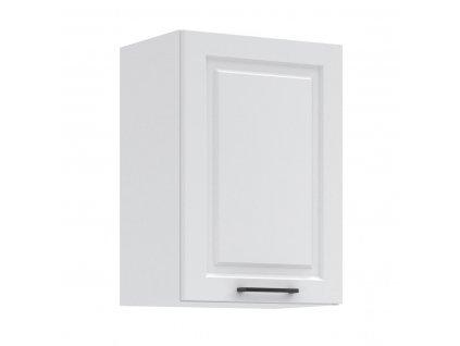 Kuchyňská skříňka Irma G40-1D bílá MAT