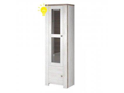 3-bodové LED osvětlení, bílé podbarvení, NERITA