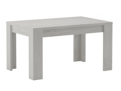 Jídelní stůl rozkládací 120 INDIANAPOLIS jasan bílý