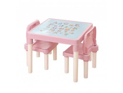 Dětský stolek se židlemi ALTO