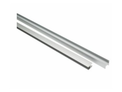 Spojovací lišta nástěnných panelů 4mm rovný spoj
