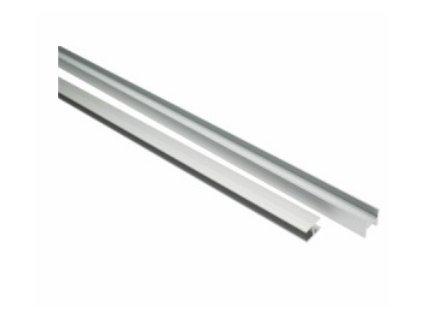 Spojovací lišta nástěnných panelů 6mm rovný spoj