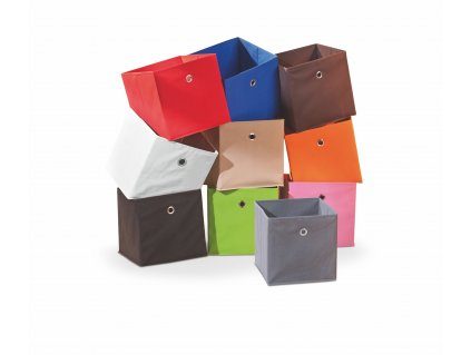 Dětský úložný box WINNY,  barva: hnědá