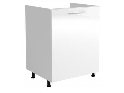 Dřezová skříň VENTO DK - 60/82, barva: bílá
