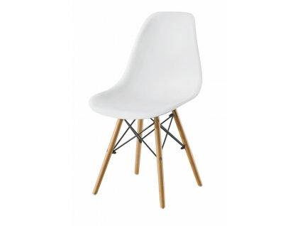 Jídelní židle MODENA II bílá