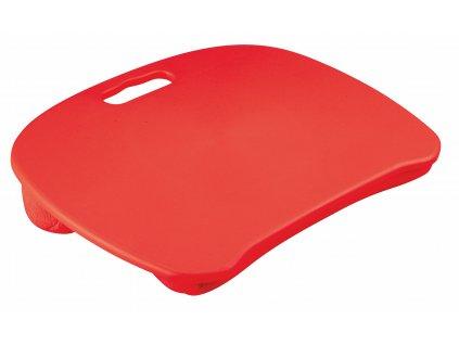 Podložka pod notebook B-28, barva: červená