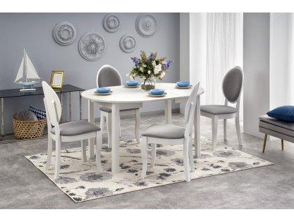 Jídelní stůl RINGO, bílá