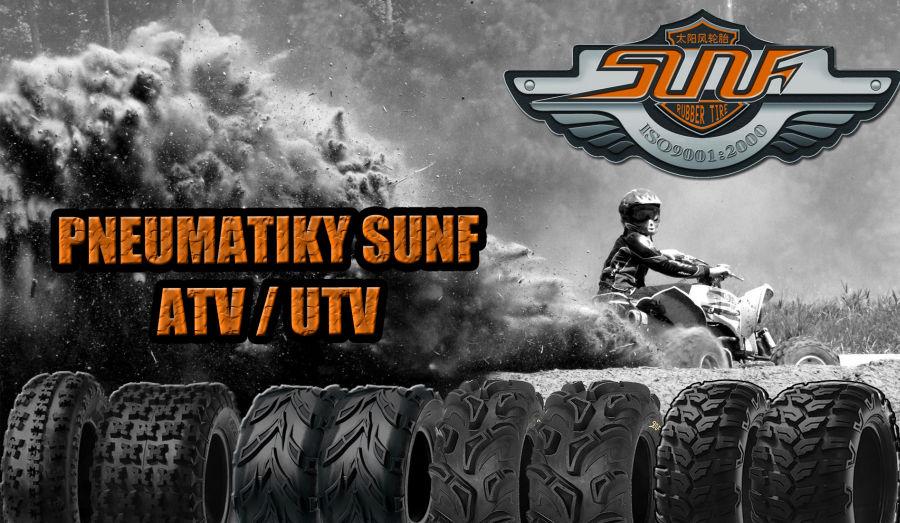SUNF pneumatiky pre štvorkolky ATV / UTV