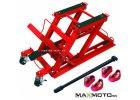 Hydraulicky zdvihak pre motorky nosnost do 400kg 624 14 91