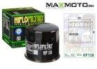 Olejový filter ARCTIC CAT 400/454/500, KYMCO MXU 375/400/450 0436-146,0812-005, 1541A-PWB1-900