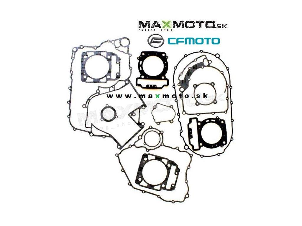Sada tesnení motora CF MOTO Gladiator X8/ Z8, UTV830, 0800