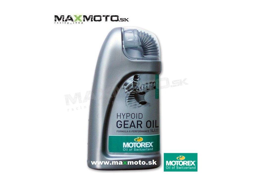 Prevodový olej MOTOREX HYPOID GEAR OIL 80W90, 1L