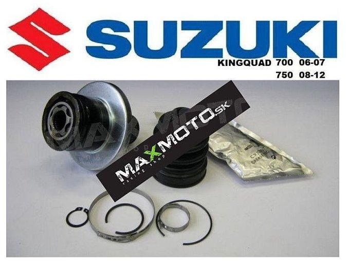 Homokinetický kĺb Suzuki KingQuad 450, 700, 750, vnútorný zadný, 64933-31G11