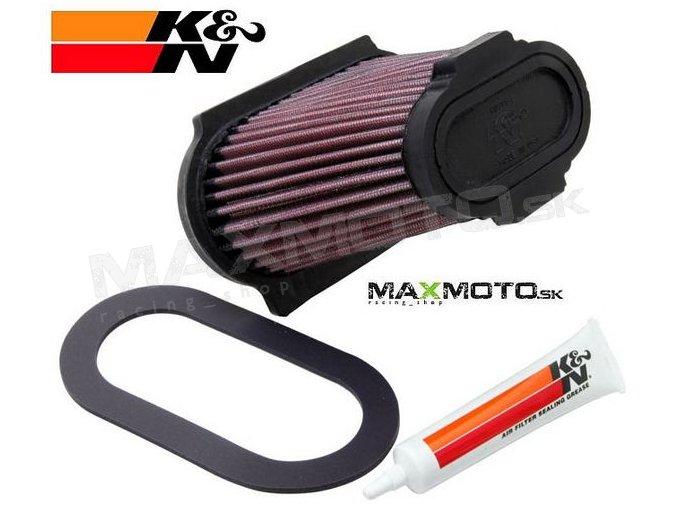 K&N obal vzduchového filtra YAMAHA Raptor 660, YA-6601