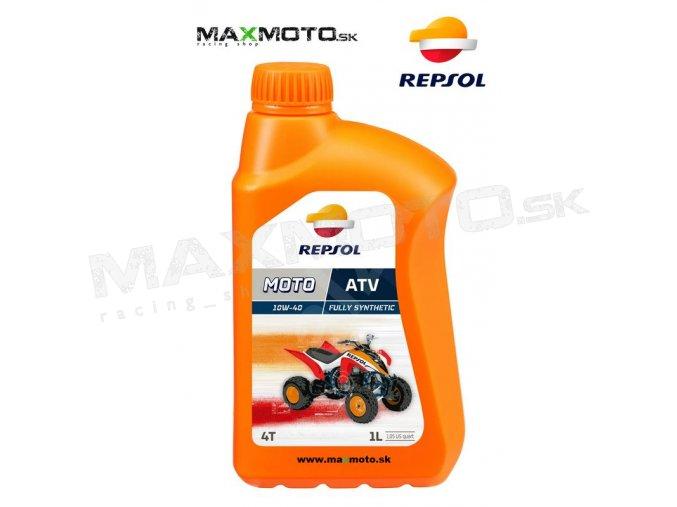 Repsol moto atv