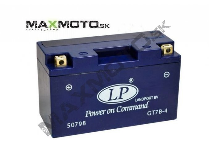 Bateria GT7B 4