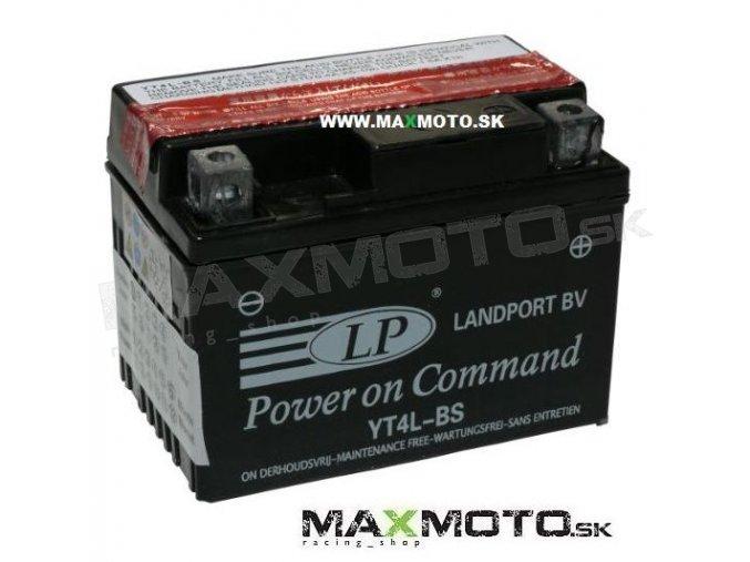 Bateria YT4L BS
