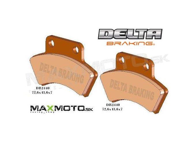 Brzdové obloženie parkovacej brzdy CF MOTO Gladiator, 9010-0803A0