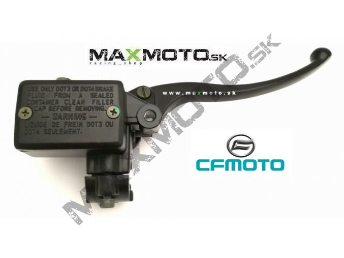 Brzdova packa s uchytom CF MOTO Gladiator RX510 RX530 X5 X6 X8 X550 prava 9010 080600