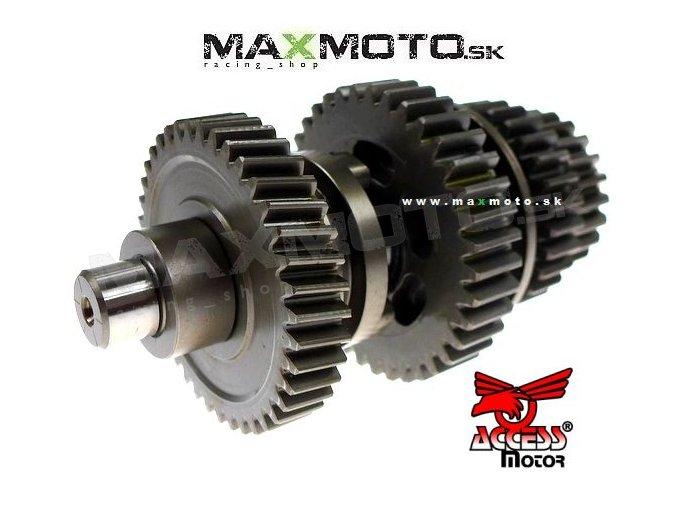 Hlavny hriadel prevodovky ACCESS Tomahawk MAX 250 300 400 23640 E10 001