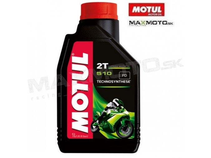 Olej MOTUL 510 2T 1L