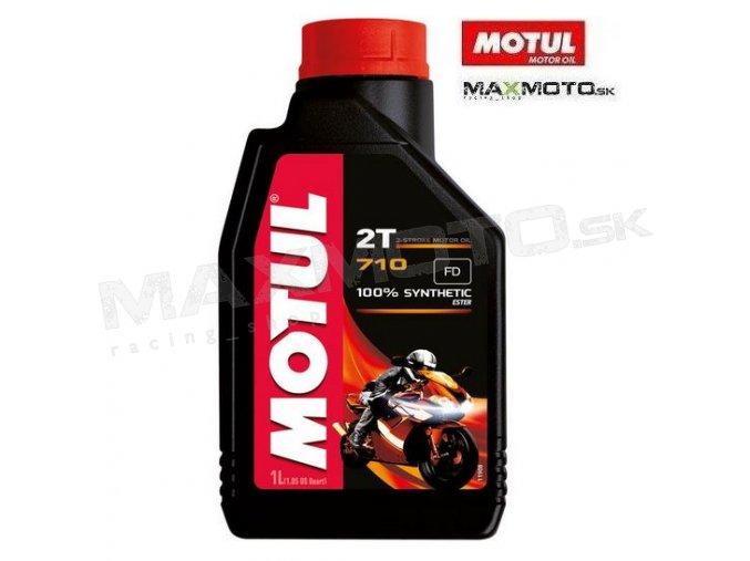 Olej MOTUL 710 2T 1L