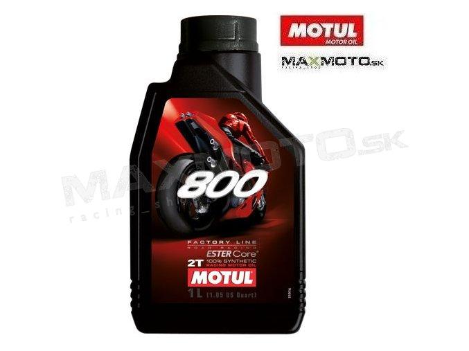 Olej MOTUL 800 2T 1l ROAD