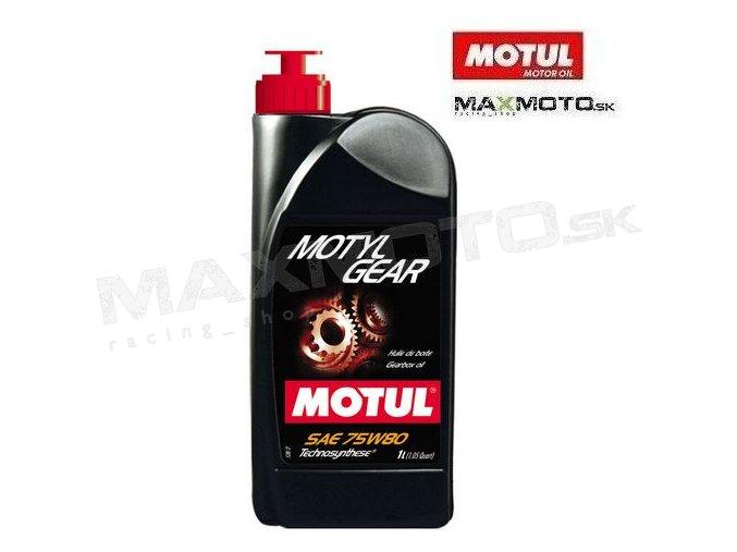Prevodový olej MOTUL MOTYL GEAR 75W80, 1L