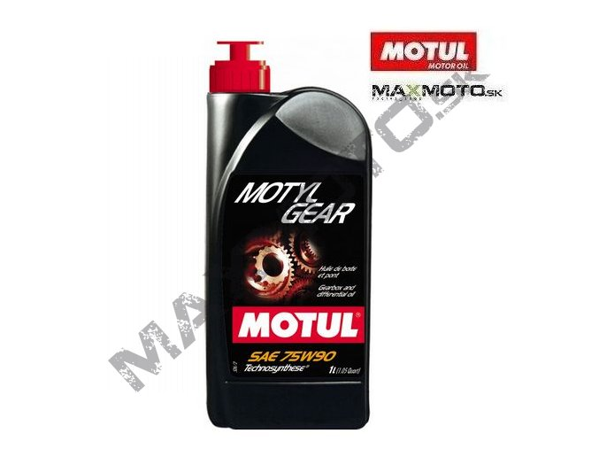 Prevodový olej MOTUL MOTYLGEAR 75W90 1L