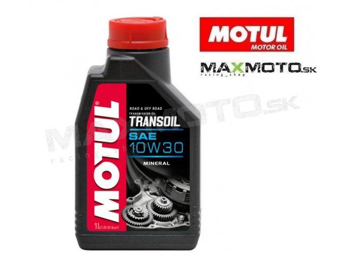 Prevodový olej MOTUL TRANSOIL 10W30 1L