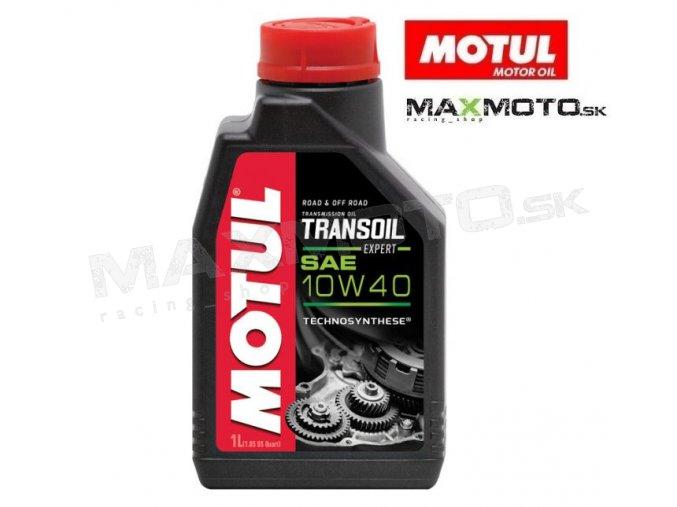 Prevodový olej MOTUL TRANSOIL EXPERT 10W40