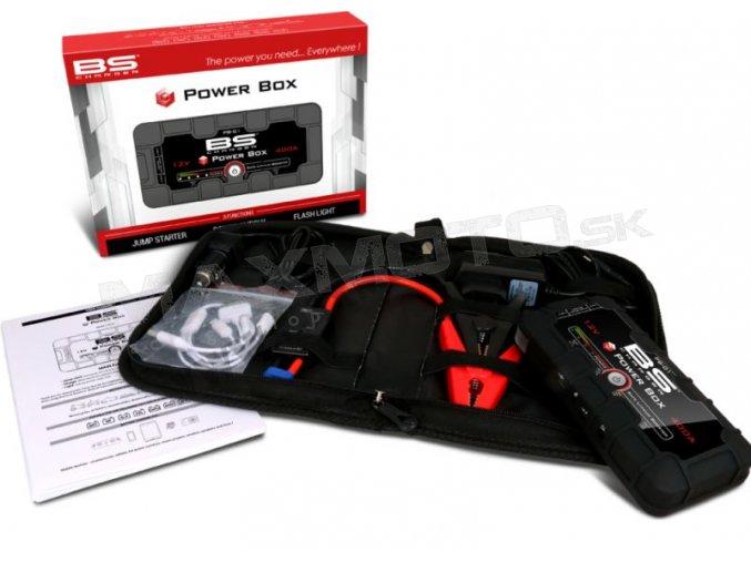 Záložný zdroj Power Box PB01 univerzal - nabíjačka