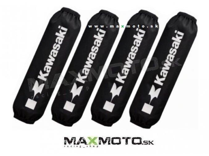 Návleky tlmičov KAWASAKI Bruteforce 650/ 750, 4ks