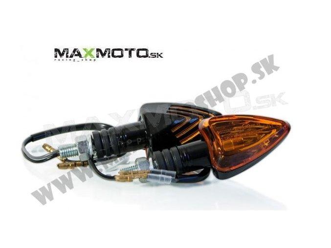 Smerovky pre štvorkolky Motion Stuff - žiarovka, oranžové