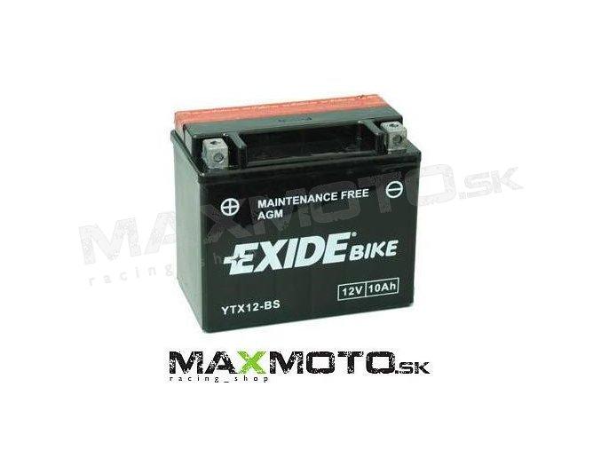 Batéria YTX12-BS/ GTX12-BS/ ETX12-BS/ 300680/ BTX12, 152x88x131mm
