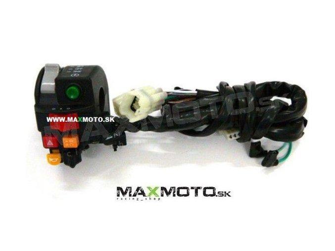 Združený ovládač CF MOTO Gladiator RX510/ X5, ľavý, 9010-160600-A000