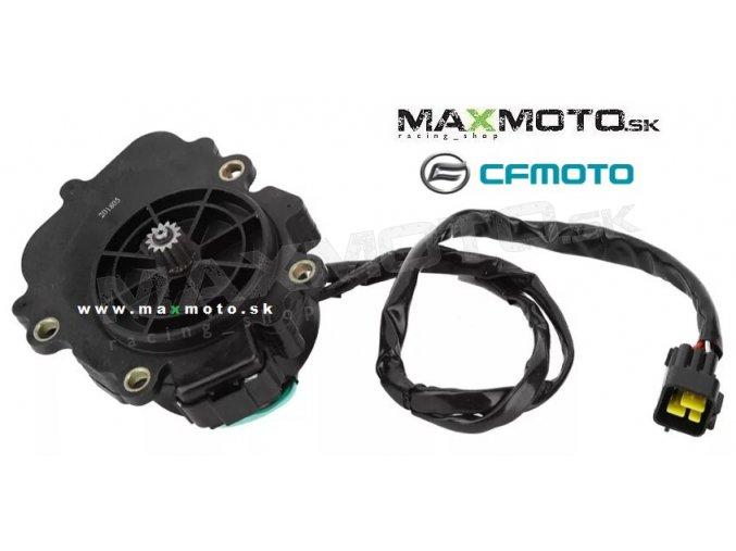 Motorcek nahonu predneho diferencialu CF MOTO Gladiator RX510 RX530 X5 X6 X8 X550 X600 Z6 Z8 UTV530 UTV830 0181 314000