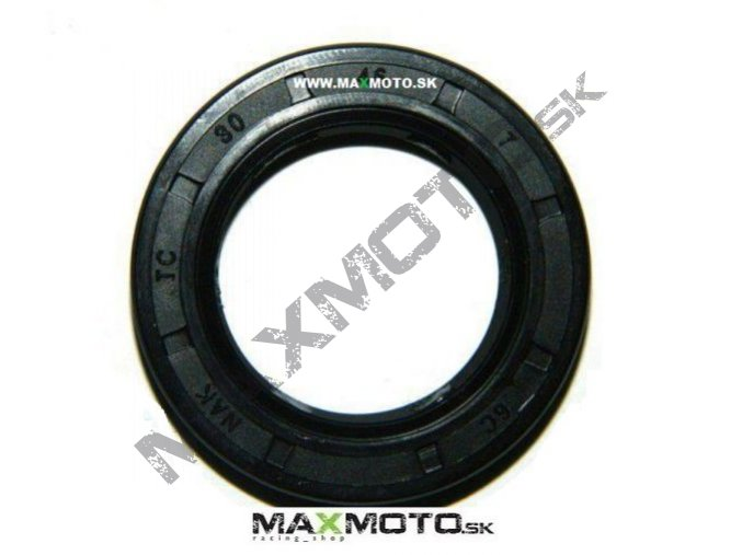 Gufero prevodovky CF MOTO Gladiator RX510/ X5/ X6/ Z6, UTV530/ 630, 30×46×7, 0180-062203