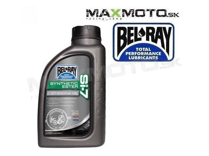 motorovy olej Bel Ray si 7