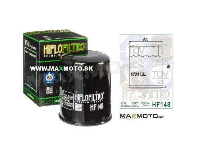 Olejový filter TGB Target, Blade 425, 525, 550, 600ccm, WINKING, GAMAX, 924153
