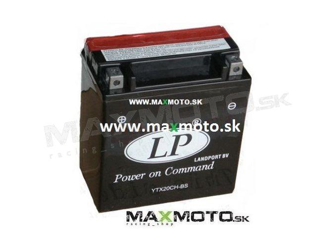 Batéria YTX20CH-BS, 12V, 18Ah, 150x86x161, 33610-03G10