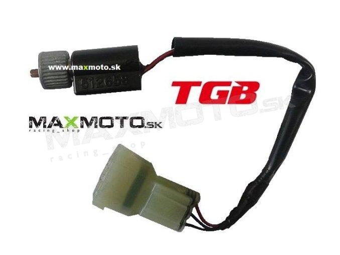 Snímač rýchlosti TGB Blade 550/ 600, Target 550/ 600, 512658