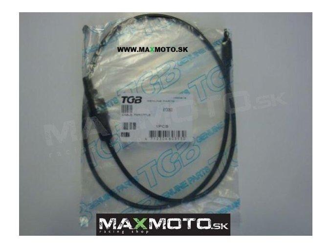 Plynové lanko TGB Blade 425/550, 513053