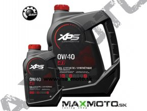 BRP olej XPS 0W40