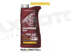 Prevodovy olej MANNOL Maxpower