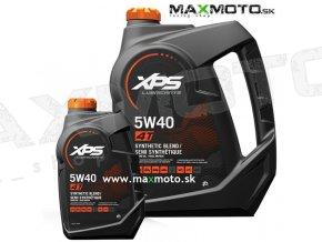 motorovy olej can am XPS BRP 5w40 4t