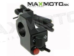 Združený ovládač ATV, MOTO pre smerovky, klaksón, svetlá