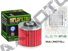 Olejový filter YAMAHA Grizzly 600 98-01, Raptor 700 06-17 HF145